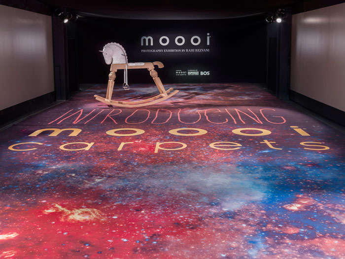 Find Your Way Home to Moooi's 'Unexpected Welcome' at Salone del Mobile