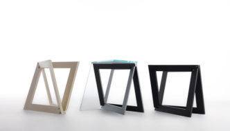 QuaDror01 Side Table by Dror for Horm