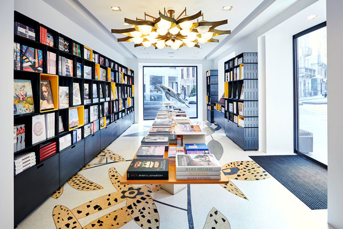 Taschen opens up its first store in Milan