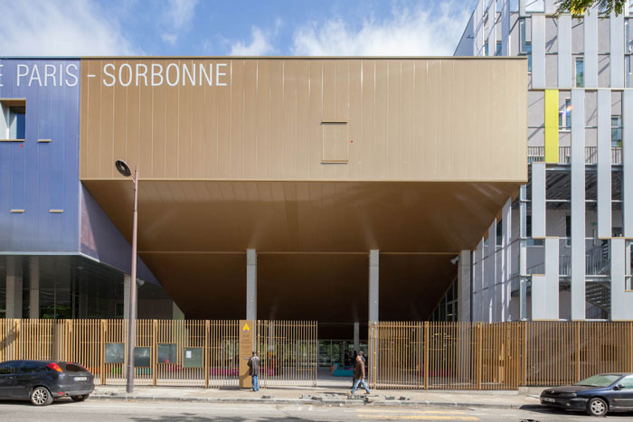 Sorbonne Clignancourt Centre by GPAA