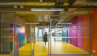 Sorbonne Clignancourt Centre by GPAA