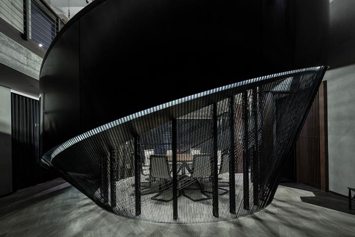 Xintiandi Penthouse by Joyce Wang Studio