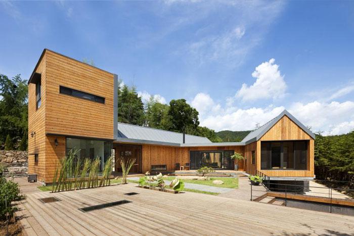 Ssangdalri House by Hyunjoon Yoo Architects