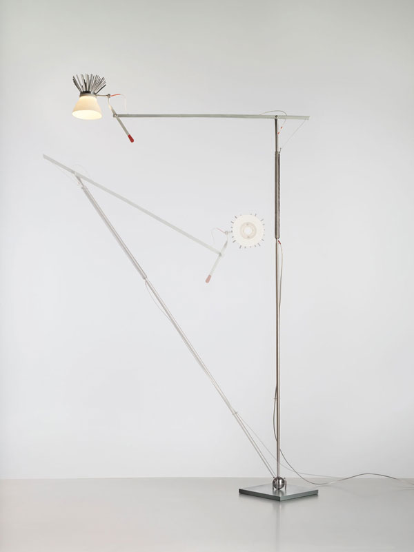 Bastardo Floor Lamp by Ingo Maurer