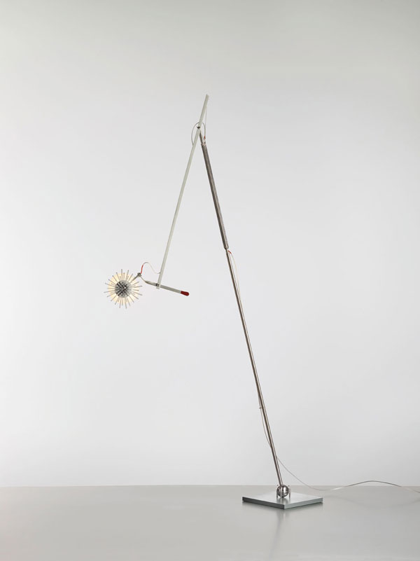 Bastardo Floor Lamp by Ingo Maurer