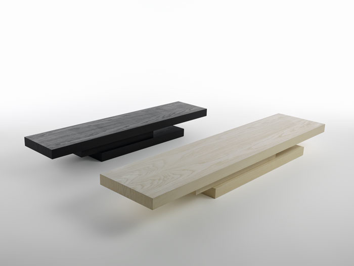 Cantilever Coffee table by Dror for Horm.it