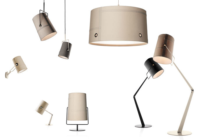 Fork Family of lamps by Diesel Living with Foscarini