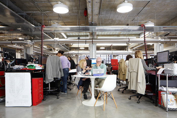 Make Architects' new office in London