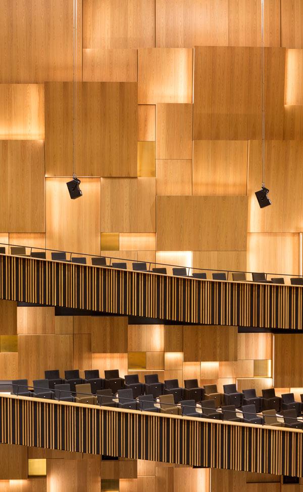 Malmö Live Cultural Centre by schmidt hammer lassen
