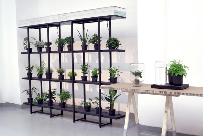 Pikaplant One Vertical Garden at Milan Design Week 2015