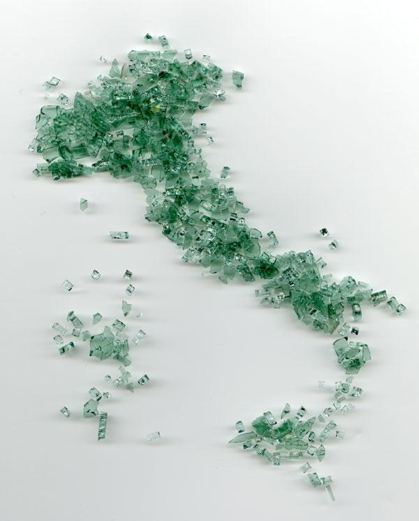 Cristallo by Stefano Arienti