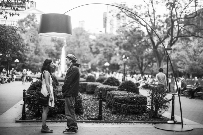 Twice Light brings strangers together during NYC Design Week