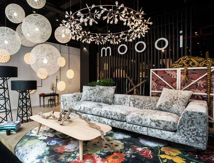 Moooi opens Showroom and Brand Store in New York