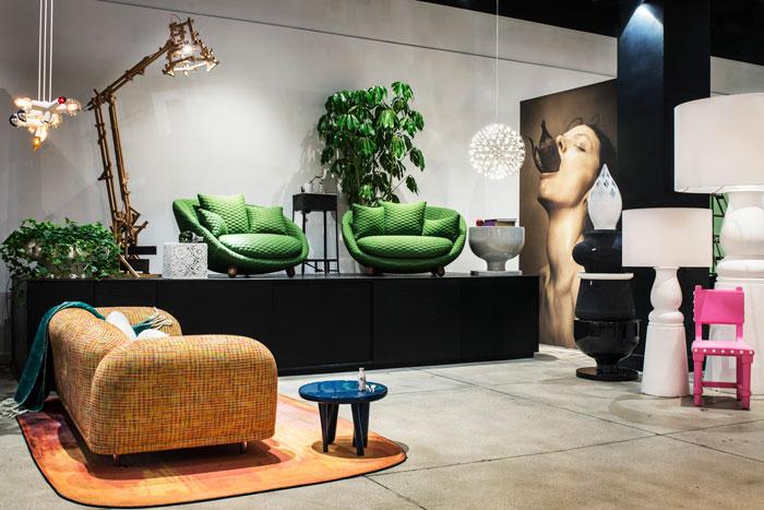 Moooi Showroom & Brand Store in New York