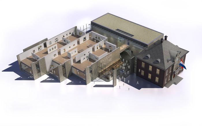 Museum MORE by Hans van Heeswijk Architects