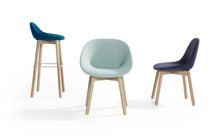 Beso Collection by Khodi Feiz for Artifort