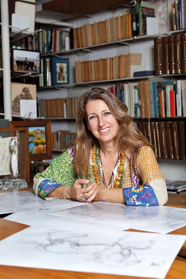 Benedetta Tagliabue of EMBT