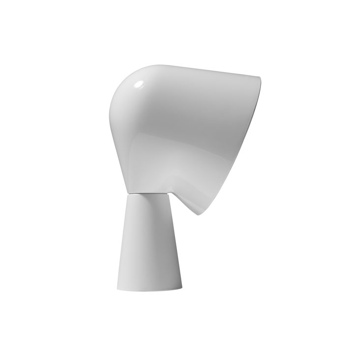 Binic Table Lamp by Foscarini in white