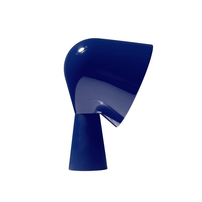 Binic Table Lamp by Foscarini in blue
