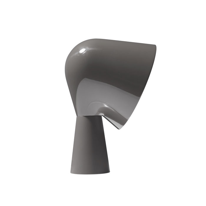 Binic Table Lamp by Foscarini in grey