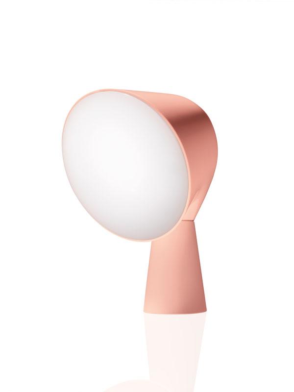 Binic Table Lamp by Foscarini in pink