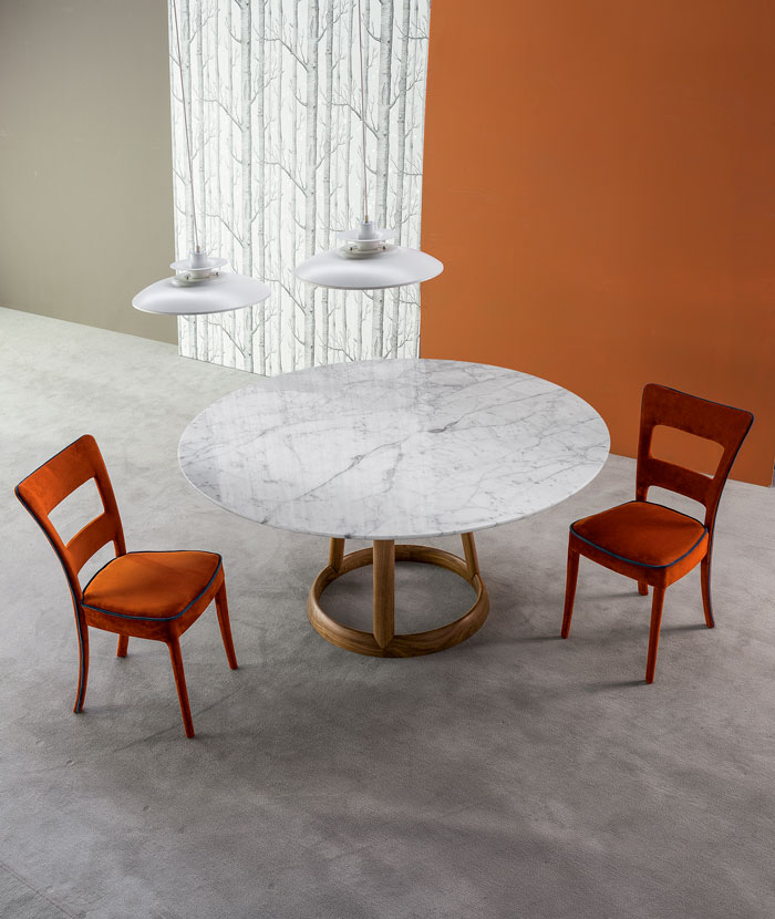 Greeny Table by Gino Carollo for Bonaldo