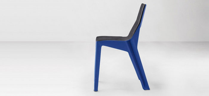 Bonaldo Poly XOXO Chair by Karim Rashid for Bonaldo