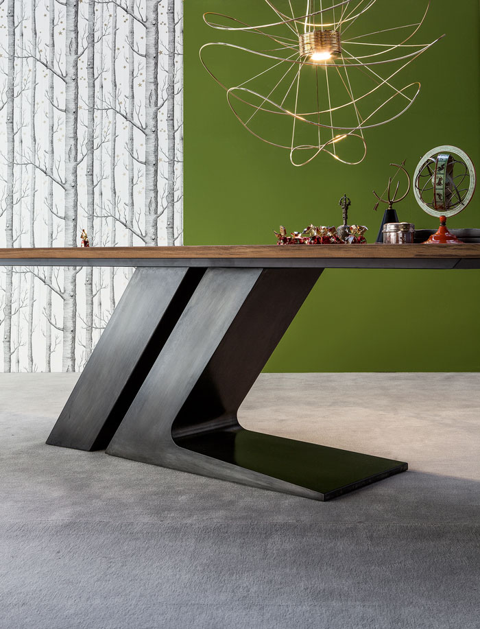TL Table by Giuseppe Viganò for Bonaldo