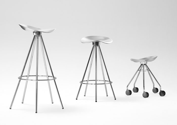 Jamaica Stool by Pepe Cortés for BD Barcelona