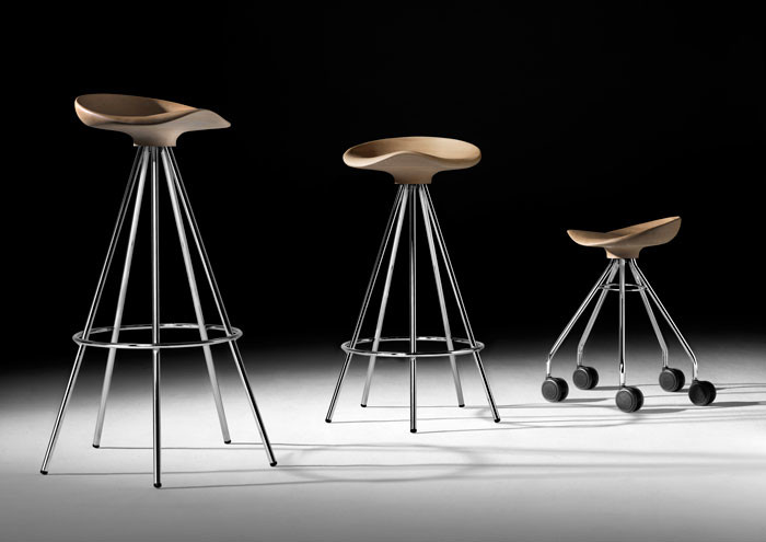 Jamaica Stool by Pepe Cortés to be branded and produced by BD Barcelona