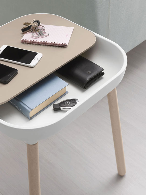 Domitalia launches APP – an ironic and elegant side table