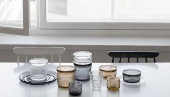 Iittala adds new products to the Kastehelmi Range