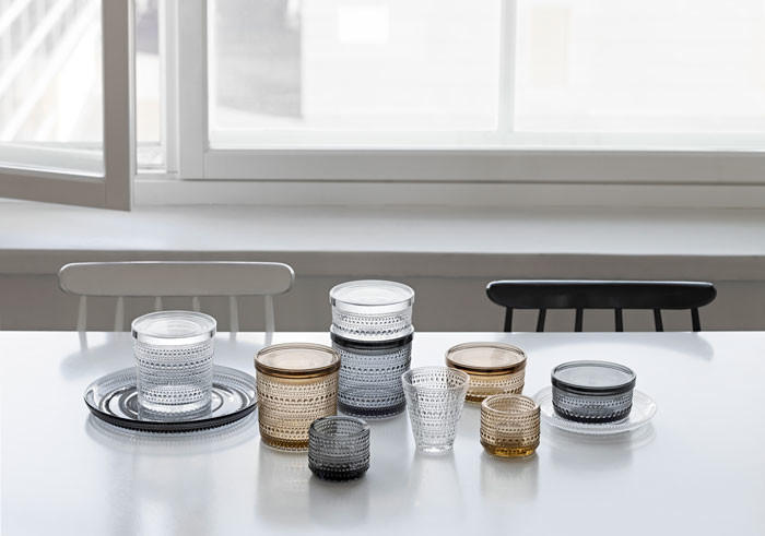 Iittala adds new products to the Kastehelmi Range