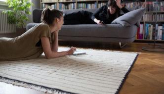 Baja Kilim - hand-woven rug by Kobeiagi Kilims