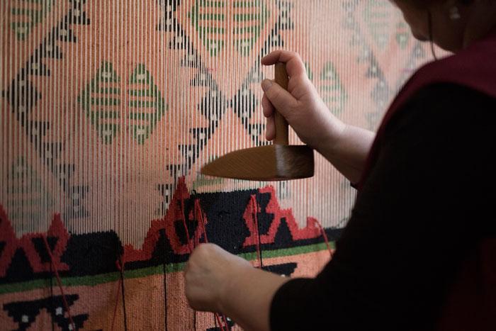 Kobeiagi Kilims - hand-woven rugs