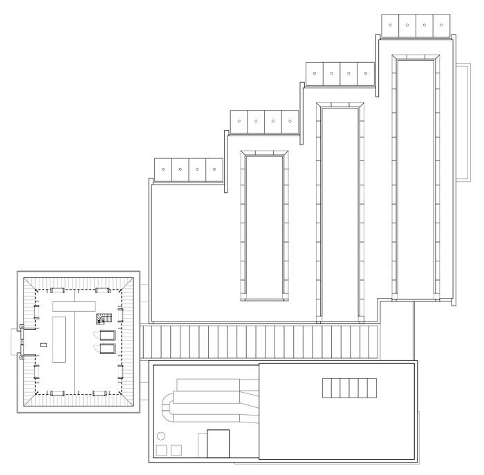 Museum MORE by Hans van Heeswijk Architects - Attic
