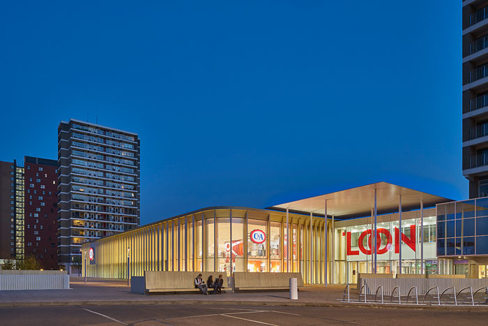 Powerhouse Company completes shopping centre in Netherlands