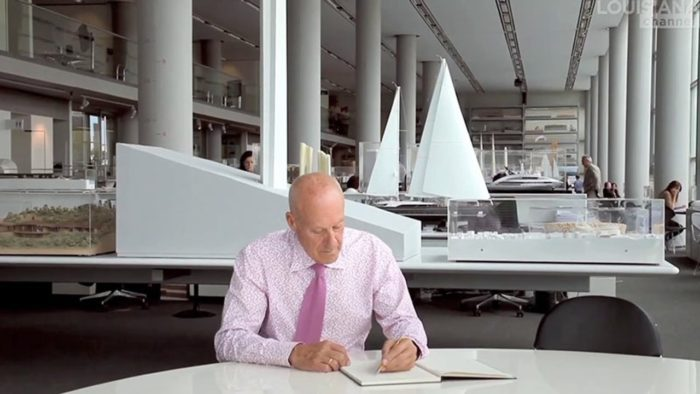 VIDEO: Norman Foster: Striving for Simplicity