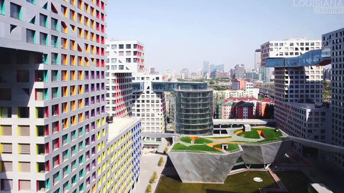 VIDEO: Steven Holl: Spaces Like Music
