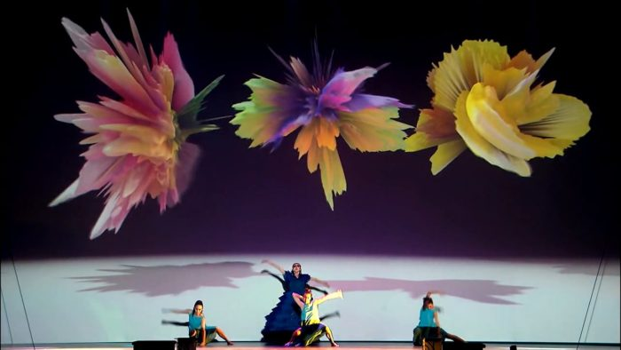 VIDEO: Yi Ou Lai Opening Show – Thousand Silk Threads