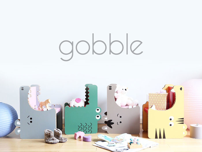 Gobble sustainable kids furniture on Kickstarter