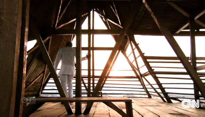 VIDEO: Architecture is 'the mother of all art'