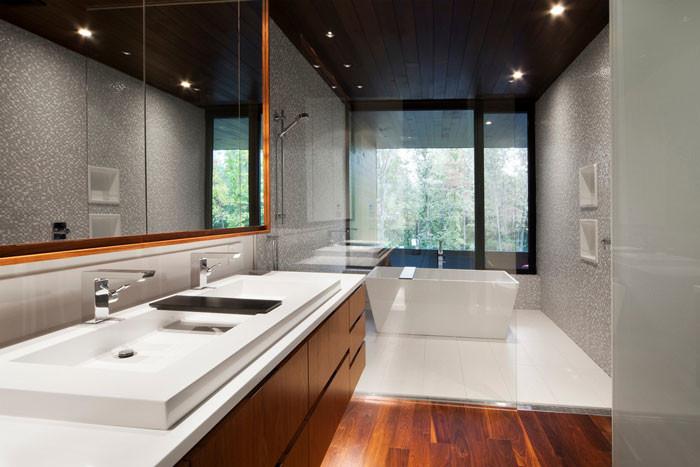Veranda House by Blouin Tardif Architecture - Environnement