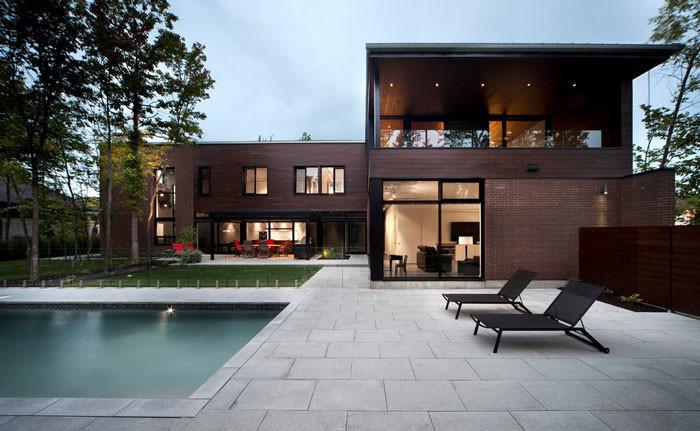 Veranda House by Blouin Tardif Architecture – Environnement