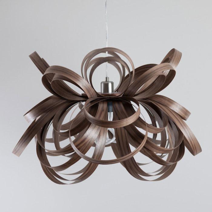 Butterfly Pendant by Tom Raffield