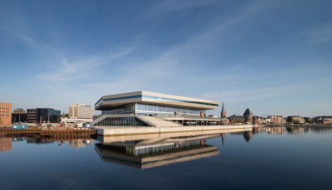 Dokk1 Public Library by schmidt hammer lassen architects