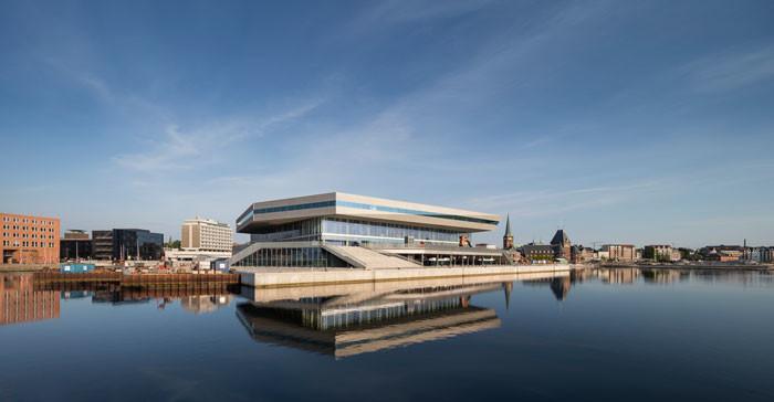 Dokk1 – Scandinavia's largest library opens in Aarhus, Denmark