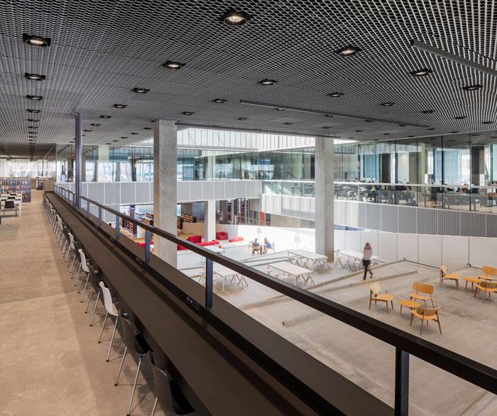 Dokk1 Public Library by schmidt hammer lassen architects
