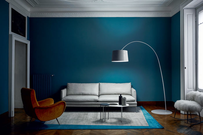 Twiggy Floor Lamp - Foscarini - Ritratti Catalogue - Image by  Kasia Gatkowska