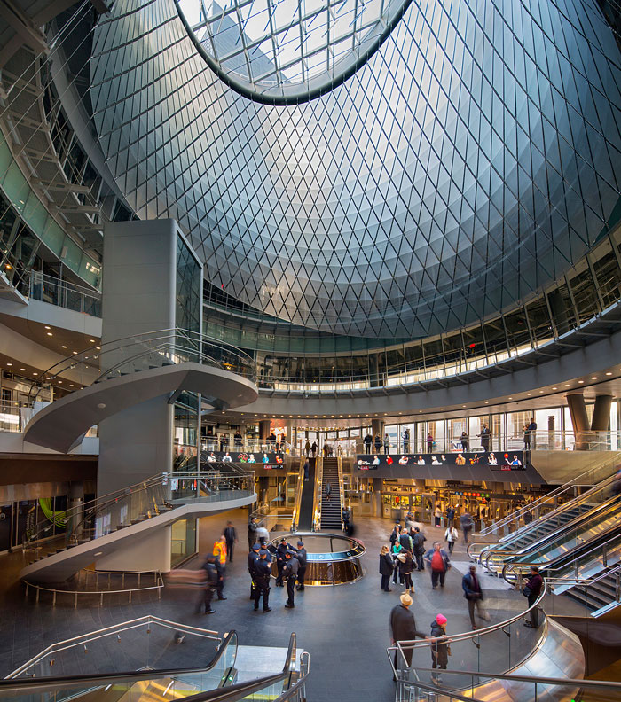 Fulton Center by Grimshaw - Completed Buildings, Transport category - WAF 2015